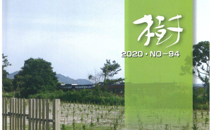 富山県産材 海岸防風柵