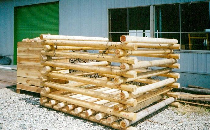 木工沈床:単独型 小矢部市